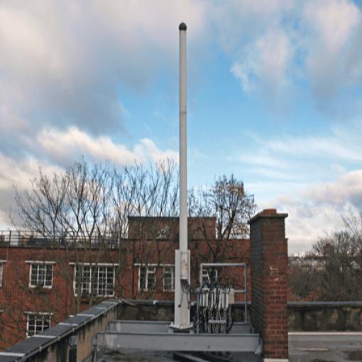 Flag Pole Phone Mast